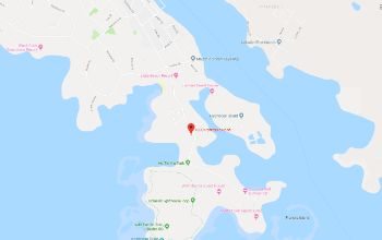 Map to get to Ucluelet